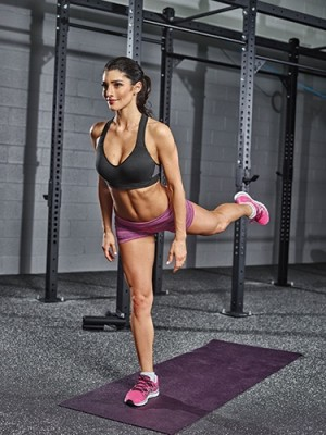 Get Cut With Jessica De Francesca's Lower-Body Routine