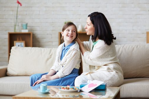 What parents shouldn't talk about with their daughters
