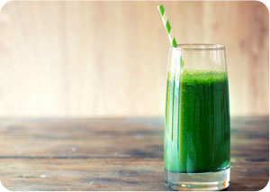 Protein-Packed Green Veggie Smoothie Recipe