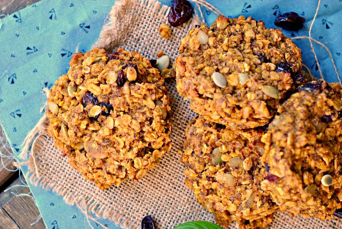 Pumpkin-Oat-Breakfast-Cookies-2