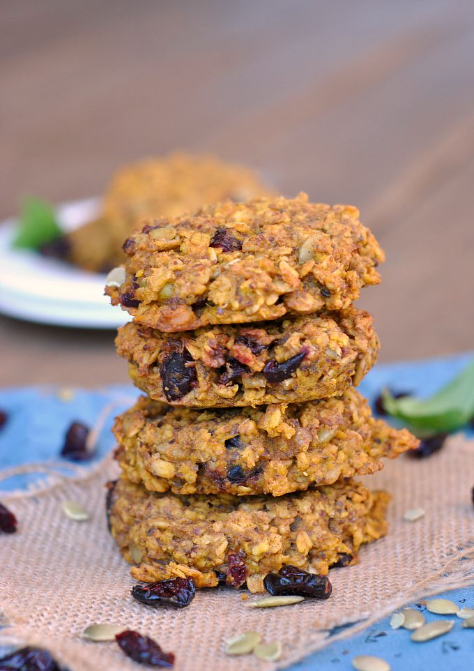 Pumpkin-Oat-Breakfast-Cookies-4