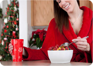 healthy eating holiday strategies