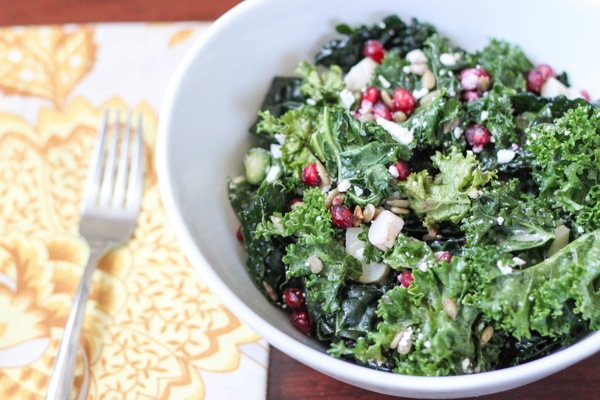 Kale salad  1 of 1